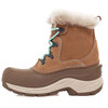 The North Face Girls McMurdo Boot Spun Brown/Surf Green